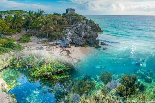 tulum-ruins-reef-snorkeling